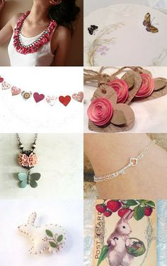 Spring  by Kerry on Etsy--Pinned with TreasuryPin.com