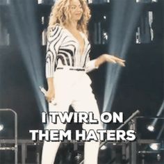 New trending GIF on Giphy. beyonce haters twirl twirl on them haters. Follow Me CooliPhone6Case on Twitter Facebook Google Instagram LinkedIn Blogger Tumblr Youtube