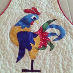 #patchwork #aplique #acolchado #quilting #hobby #manualidades #apron #anybarboza…