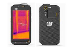 CAT S60, The World's First Smartphone With Thermal Imaging - http://www.gadget.com/2016/05/cat-s60-worlds-first-smartphone-thermal-imaging/ cat phone, cat s60, cat smartphone, thermal camera smartphone, thermal imaging camera