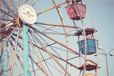 I have faith that I will one day get to do an engagement shoot at the fair.