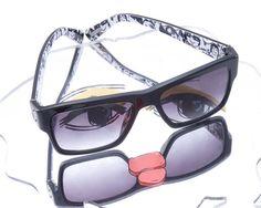 """Les lunettes de soleil """"Visages"""" de Lanvin http://www.vogue.fr/mode/news-mode/diaporama/les-lunettes-de-soleil-visages-de-lanvin/13977"""