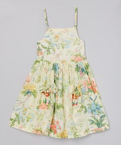 Look at this Country Sardinia Elsie Dress - Toddler & Girls on #zulily today!