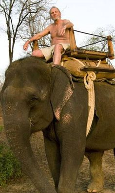 From: Mark Shand Sent: 21 November 2011 05:14 Subject: Re: The Socrates Project Ltd Count me in. Back from India on the 5th. Can it wait until then? Best Mark. Travel writer and Elephant lover Mark comes on board clearing the way for The Socrates Project to team up with The Elephant Family