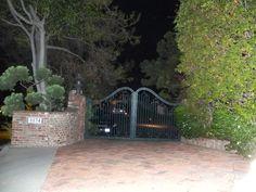 Elvis Presley 1174 Hillcrest Rd. Beverly Hills Home