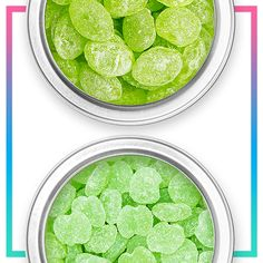 Green Apple Hard Candy ⬆️ or ⬇️ Green Apple Sour Gummis?! #ThisOrThat