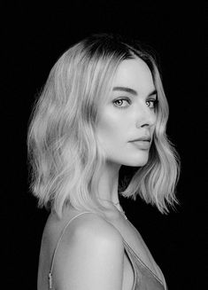 Margot Robbie photographed by Tawni Bannister for Time Out New York, December 2017