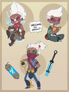 Welcome to ZAUN!