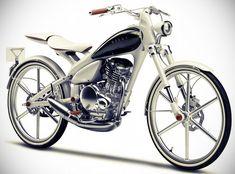 PTA / Yamaha Moegi Y125 (Concept) - forum.fok.nl