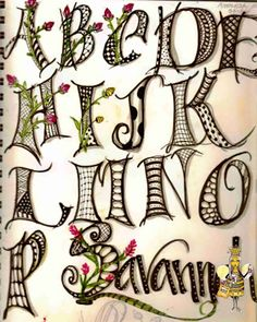 My Legacy: First Letter Ideas @ http://nancybabb-classes.blogspot.com/2011/05/first-letter-ideas.html
