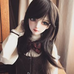 EvankimさんはInstagramを利用しています:「#balljointeddoll #dollstagram」