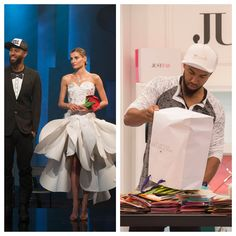 """Nick Verreos: PROJECT RUNWAY RECAPS.....""""Project Runway"""" Season 14 Recaps--EPISODE 2: Unconventional Challenge, House of Fashion Cards"""