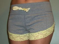 DIY Fashion Project: Trackie Pants to Cute Summer Boy Shorts (and there's NO SEWING involved)…