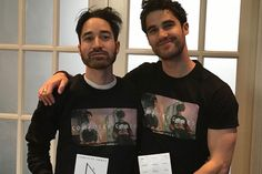 "Former ""Glee"" star Darren Criss has teamed up with his musician-brother Chuck to form an independent alt-pop band called Computer Games."