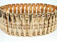 Antiek gouden armband ca 1930-1940