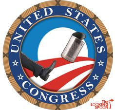 The Truth Will Set You Free: New Congressional Seal