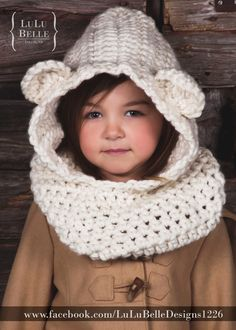infant toddler child youth adult  chunky crochet BEAR by loveLuLuB