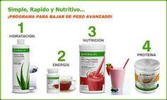 productos para adelgazar herbalife mexico