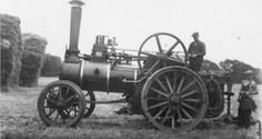 Allchin Traction Engine - The National Traction Engine Trust