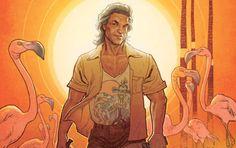 First Old Man Logan… Next up? John Carpenter's Old Man Jack Burton   borg.com