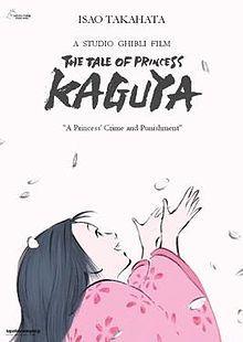 Kaguya-Hime no Monogatari // The Tale of Princess Kaguya// A Lenda da Princesa Kaguya - (2013) - the last movie of Studio Ghibli - year 2013