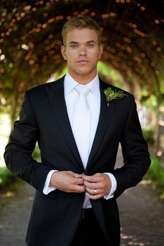 "Kellan Lutz from the movie ""Love, Wedding, Marriage"""