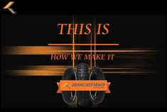 Ascendo Tire - This Is How We Make It