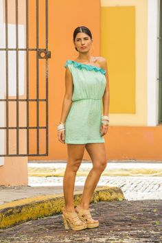 Aleteo Coverup | Isla Verde by Shabby Apple