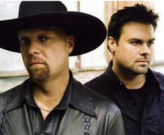 Montgomery Gentry is a country music duo, founded in the consisting of Eddie Montgomery and Troy Gentry. Eddie Montgomery is the older brother of John Michael Montgomery. Country Music Artists, Country Music Stars, Country Singers, Country Concerts, Music Pics, Music Songs, Music Videos, Bobbie Gentry, Montgomery Gentry