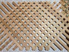 Wooden Lattice Router Table Jig