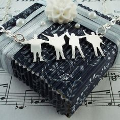 The Beatles pendant free shipping stainless от BorowskiStore