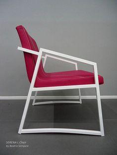 SERENA L Chair  by Beatriz Sempere  http://www.beatrizsempere.com/