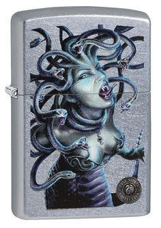Cool Lighters, Fire Breathing Dragon, Anne Stokes, Floral Skull, Skulls And Roses, Light My Fire, Zippo Lighter, Retro, Smoking