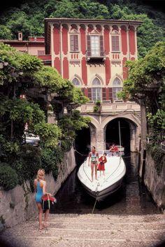 Villa D'Este in Lake Como