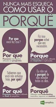 Mais um assunto já discputido nas dicas de português do Periscope.