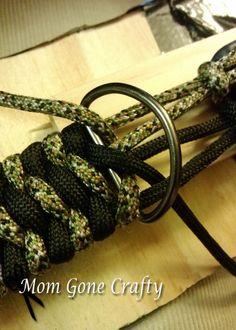 DIY Paracord Dog Collar
