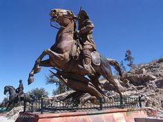 Pancho Villa, Zacatecas, Mexico.