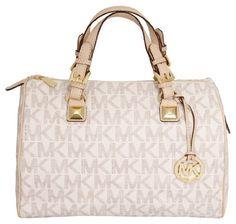 Michael Kors Grayson Large Womens Satchel Handbag « Clothing Impulse