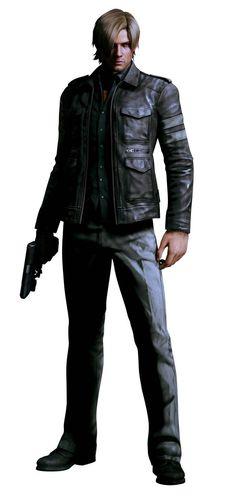 Leon S. Kennedy - Resident Evil 6 <3 <3 <3 my favoriteeee !!!