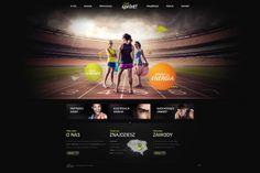 Club Sprint by Raphael Helak, via Behance