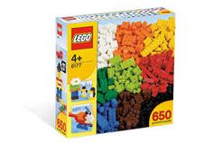 Lego Basic Build kits