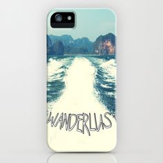 Wanderlust iPhone & iPod Case by Armine Nersisyan - $35.00