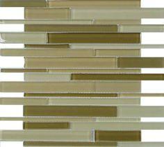 Mineral Tiles - Glass Mosaic Tile Cosmopolitan LA, $18.95 (http://www.mineraltiles.com/glass-mosaic-tile-cosmopolitan-la/)