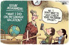 Social media teacher humor!