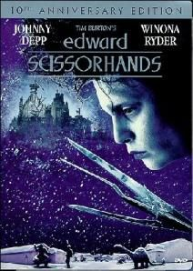Visually, stylistically and emotionally stunning. Johnny Depp and Tim Burton is a magical collaboration! I love Edward Scissorhands!