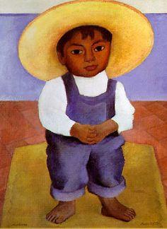 Diego Rivera Retrato de Ignacio Sanchez Painting