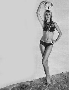 Brigitte Bardot in Brazil, 1964