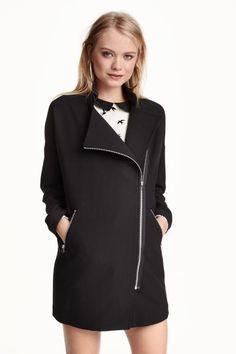 Manteau de style motard | H&M