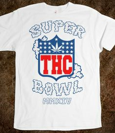 Super Bowl Smoke Session