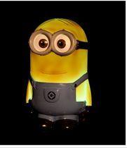 光るミニヨン DaveまたはStuart  置きライト 子供部屋インテリア